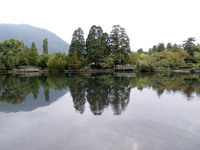 湯布院金鱗湖