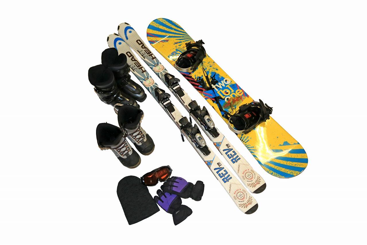 スキーレンタルイメージ